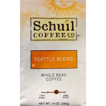 Schuil Seattle Dark Blend Coffee 10oz