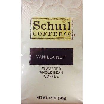 Schuil Vanilla Nut Flavored Coffee 12oz