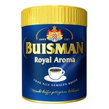Buisman Royal Aroma Coffee Extender 3.5 Oz tin