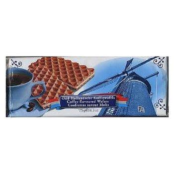 Dutch Biscuits Oud Hollandsche Koffie Wafels - 6.2 OZ