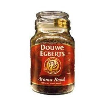 Douwe Egberts Instant Aroma Rood Jar 7 Oz