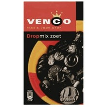 Venco Sweet Mixed Licorice Red Box - 15.8 OZ Box