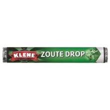 Klene Zoute Drop Licorice Singles Roll - 1.2 OZ roll