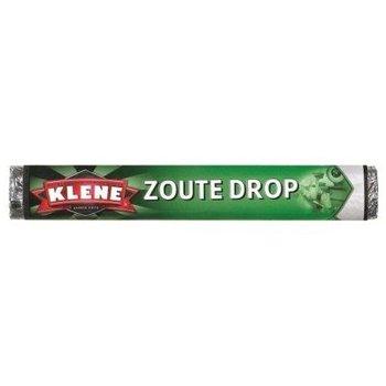Klene Zoute Drop Licorice Singles Roll - 1.2 OZ roll