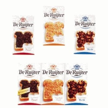 De Ruijter Mini Chocolate Hail Assortment pack