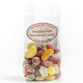 Hermann Assorted Fruit candy 5.29 oz