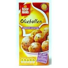 Koopmans Oliebollen Mix - 17.6 OZ Box Dated Feb 2018