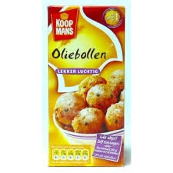 Koopmans Oliebollen Mix - 17.6 OZ Box