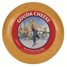Cheeseland Gouda Spiced Cheese Mild - Price per pound