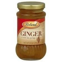 Roland Ginger In Syrup - 9.5 OZ