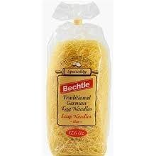 Bechtle Fine Soup Noodles 17.5OZ