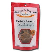 Rise N Roll Cashew Crunch 8 OZ