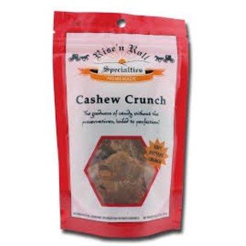 Rise N Roll Cashew Crunch 8 OZ