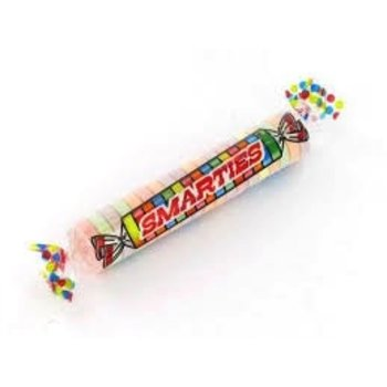 Smarties Mega Roll 2.25 Oz