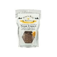 Rise N Roll Chocolate Covered Pecan Crunch 8 OZ