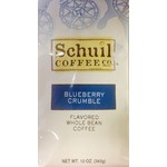 Schuil Blueberry Crumble Coffee 12 Oz Whole Bean