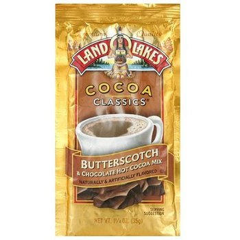 Land O Lakes LL Butterscotch Cocoa Packet 1.25 OZ