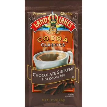 Land O Lakes LL Chocolate Supreme Cocoa Mix 1.25 OZ