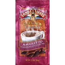 Land O Lakes LL Amaretto Cocoa Packet 1.25 OZ