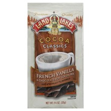 Land O Lakes LL French Vanilla Cocoa Packet 1.25 OZ