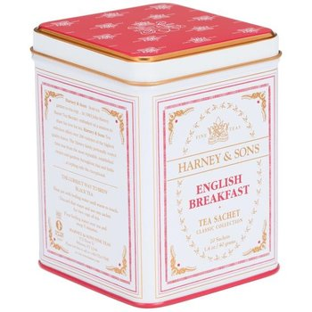 Harney & Son H&S English Breakfast Tea Sachets 20Ct