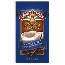 Land O Lakes LL Hazelnut Cocoa Packet 1.25 OZ