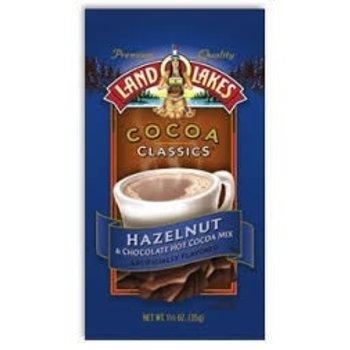 Land O Lakes LL Hazelnut Cocoa Packet 1.25 OZ