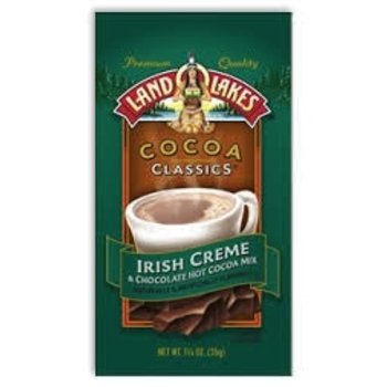 Land O Lakes LL Irish Cream Cocoa 1.25 OZ Packet