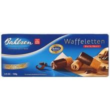 Bahlsen Dark Wafer Rolls 3.5 OZ Box