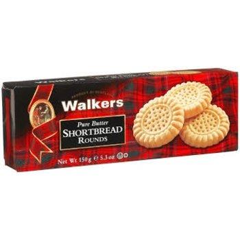 Walkers Shortbread Rounds 5.3 oz box