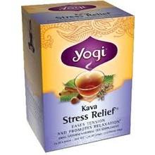 Yogi Organic Kava Stress Relief  16 CT