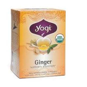 Yogi Organic Ginger 16 CT