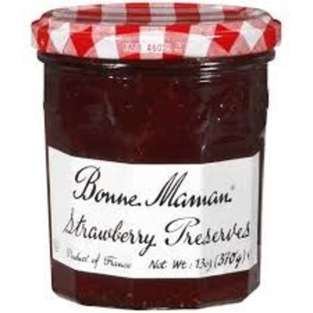 Bonne Maman Strawberry Preserve 13 OZ