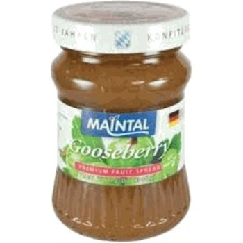 Maintal Gooseberry Fruit Spread 12OZ