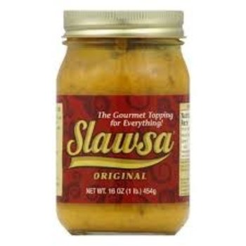 Slawsa Slawsa Topping Gourmet Original 16 OZ