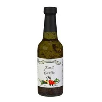 Lesley Elizabeth Basil and Garlic oil 10 oz