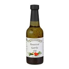 Lesley Elizabeth Roasted Garlic oil 10 oz