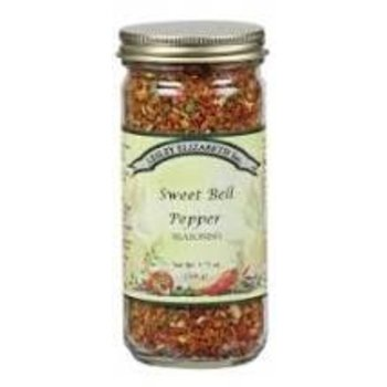 Lesley Elizabeth Sweet Bell Pepper Seasoning blend 2.8 oz shaker