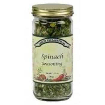 Lesley Elizabeth Spinach seasoning 1.8 oz shaker