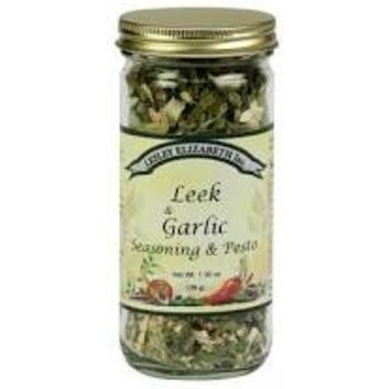 Lesley Elizabeth Leek & Garlic Seasoning blend 1.3 oz shaker