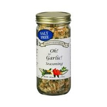 Lesley Elizabeth Oh So Garlic Seasoning blend 3.6 oz shaker