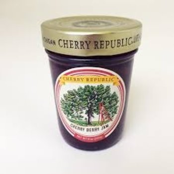 Cherry Republic Cherry Berry Jam 9 OZ jar