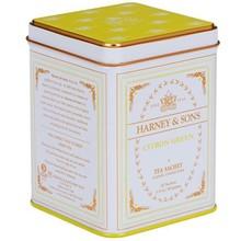 Harney & Son H&S Citron Green Classic White Tea Tin - 20 CT