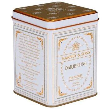 Harney & Son H&S Darjeeling Tea Sachets Tin - 20 CT