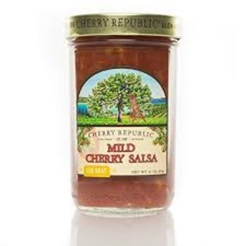 Cherry Republic Mild Cherry Salsa 16 oz