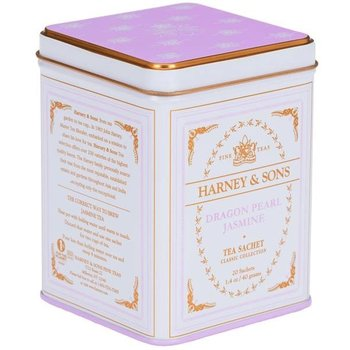 Harney & Son H&S Dragon Pearl Jasmine Tea Tin - 20 CT