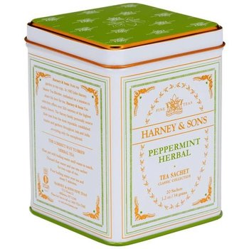 Harney & Son H&S Peppermint Tin 20 Ct