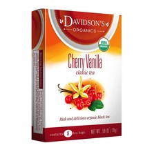 Davidsons DT Cherry Vanilla tea