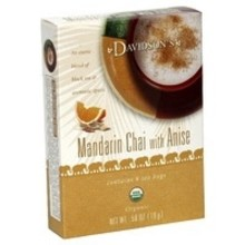Davidsons DT Mandarin Chai with Anise 8 ct