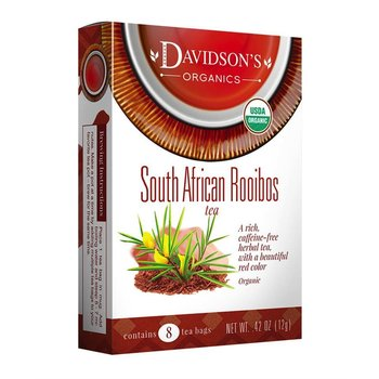 Davidsons DT South African Rooibos tea 8 ct
